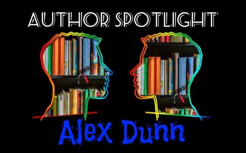 Author Spotlight 2017-03-27 Alex Dunn