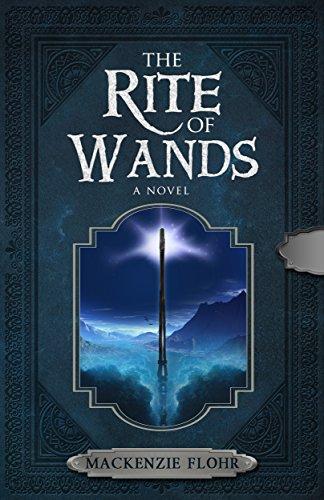 Mackenzie Flohr Rite of Wands Cover Promo