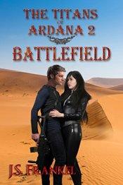 Jesse Frankel Titans of Ardana 2 Battlefield.