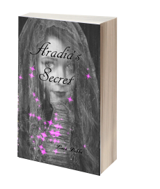 Aradia's Secret Cover with Book