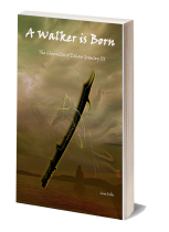 Walker Cover with Background book