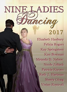 Anthology Nine Ladies Dancing 2017