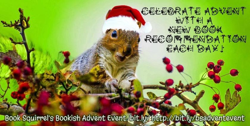 Book Squirrel Advent Event Invitation