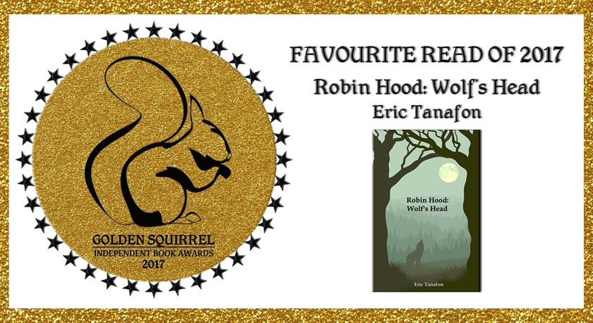 Golden Squirrel Awards Best Book2017