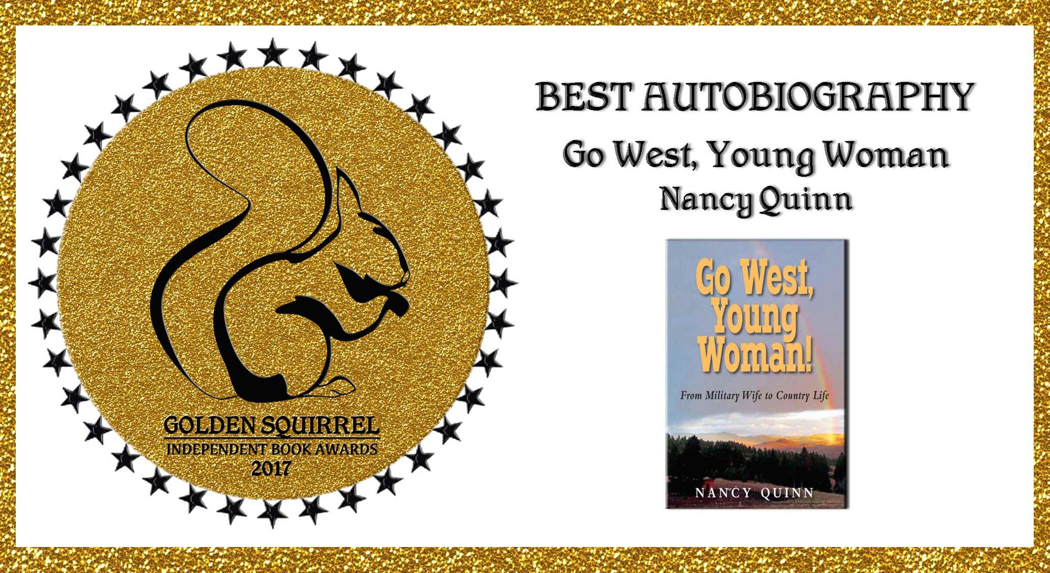 Golden Squirrel Best Autobiography