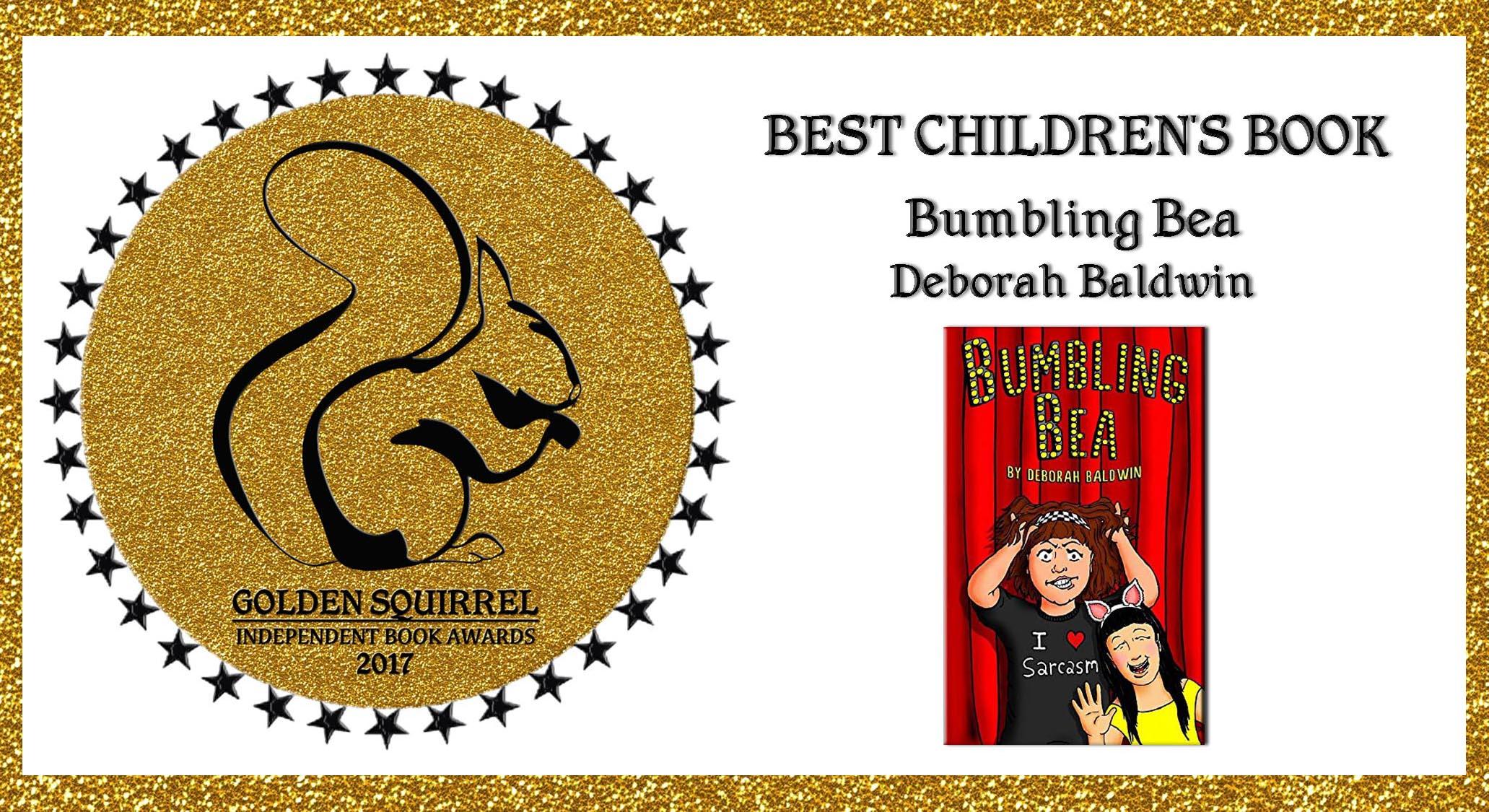 Golden Squirrel Best Childrens