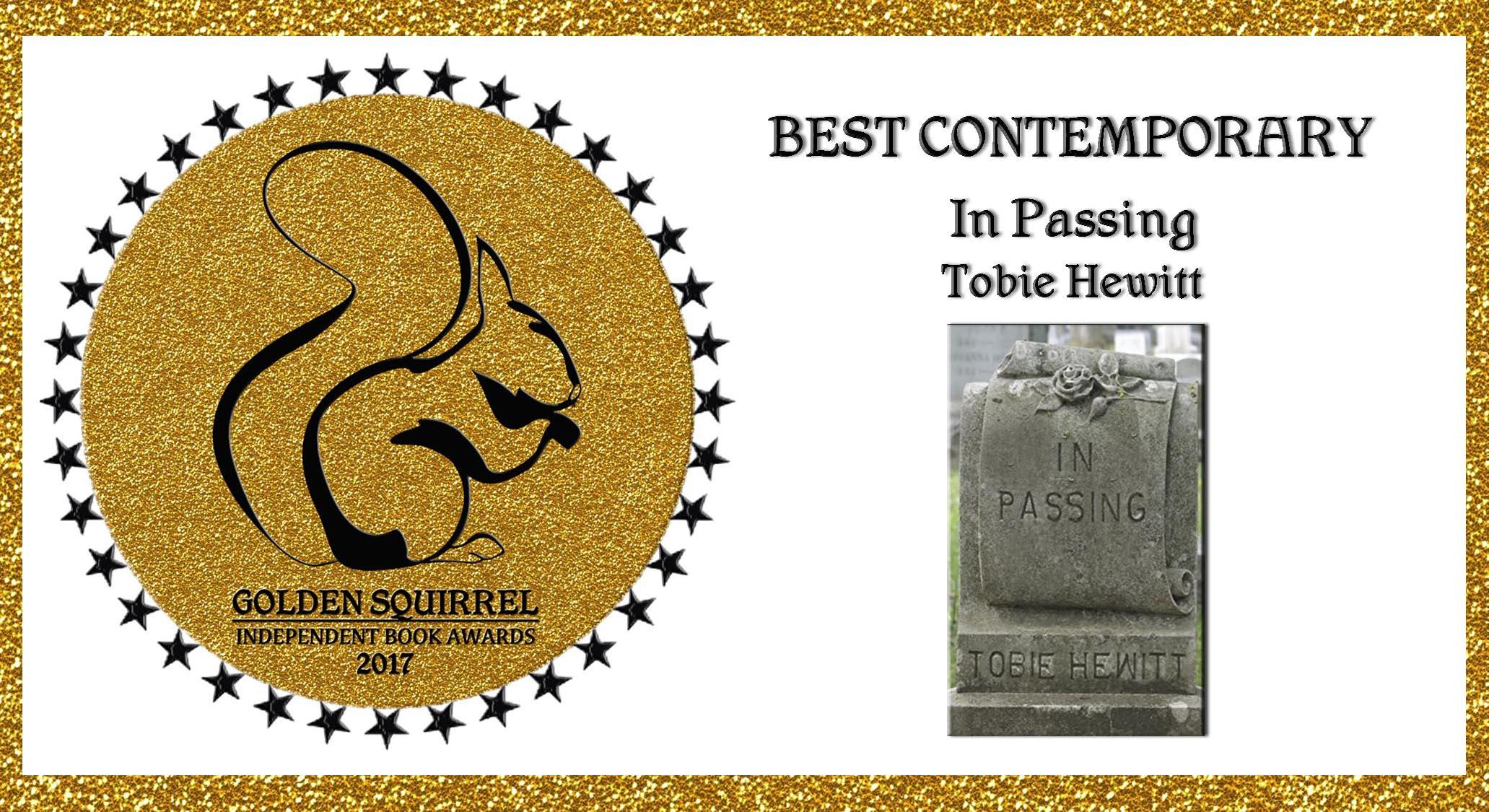 Golden Squirrel Best Contemporary