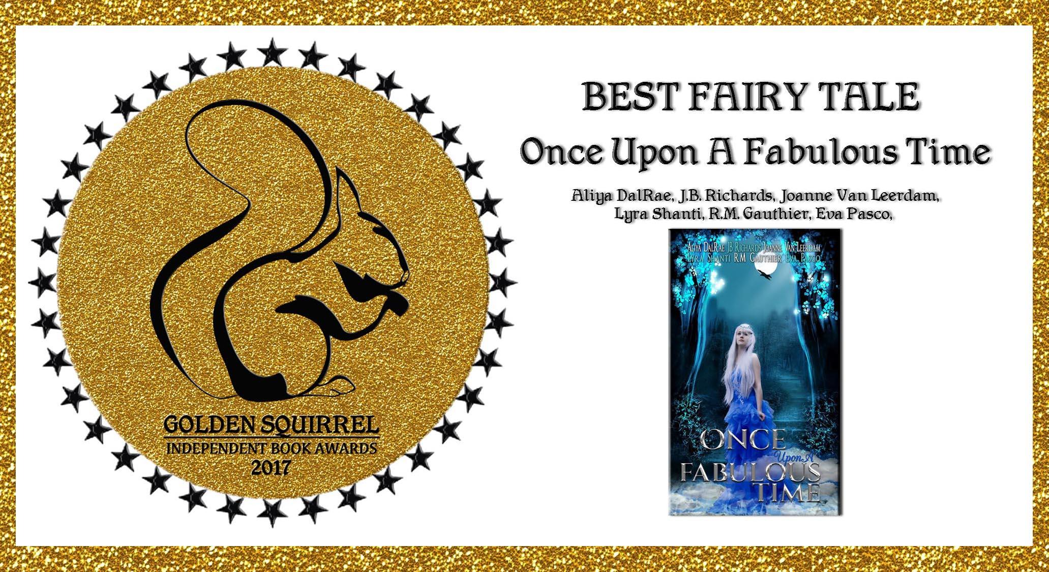 Golden Squirrel Best Fairy Tale