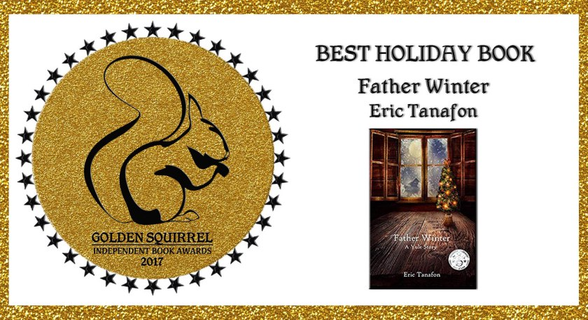 Golden Squirrel Best Holiday Book