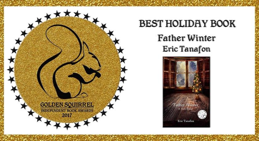 Golden Squirrel Best Holiday Book