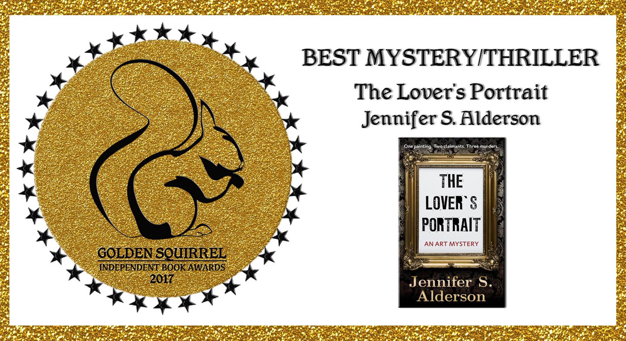 Golden Squirrel Best Mystery Thriller