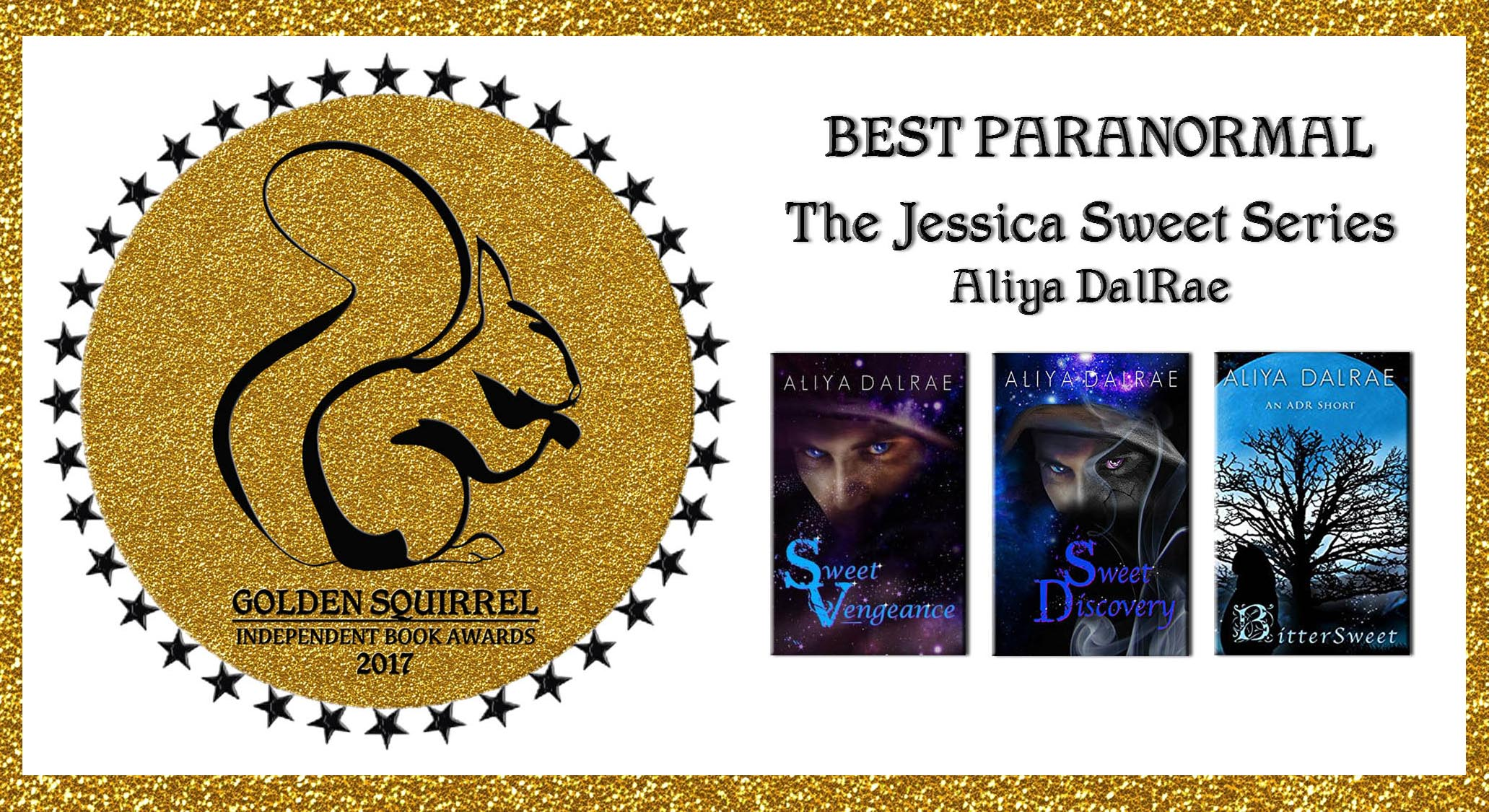 Golden Squirrel Best Paranormal