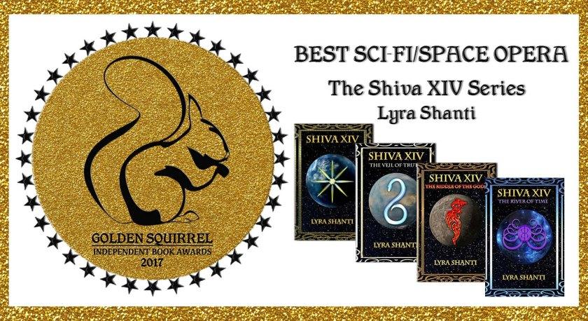 Golden Squirrel Best SciFi