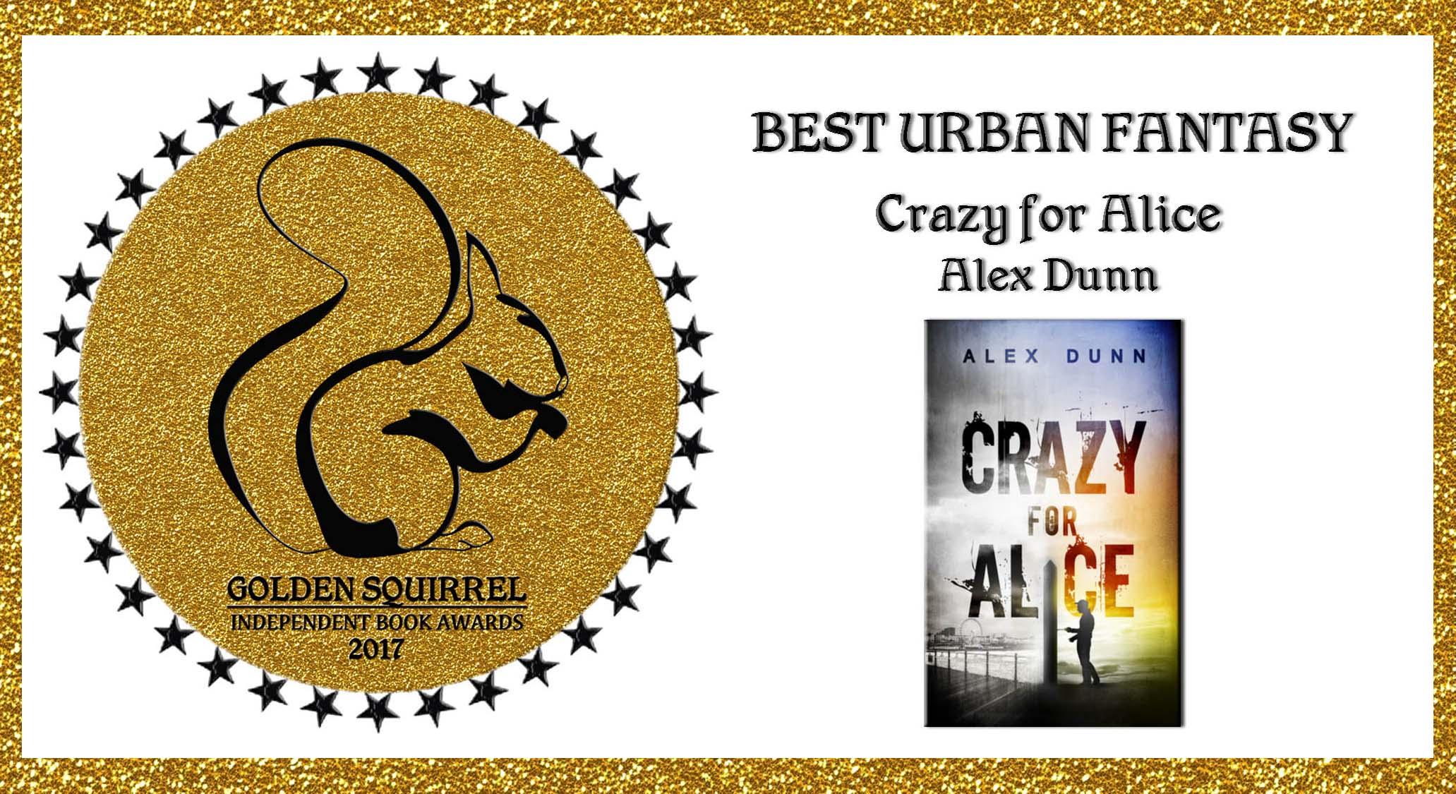 Golden Squirrel Best Urban Fantasy