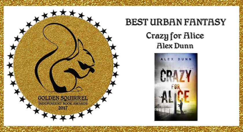 Golden Squirrel Best Urban Fantasy