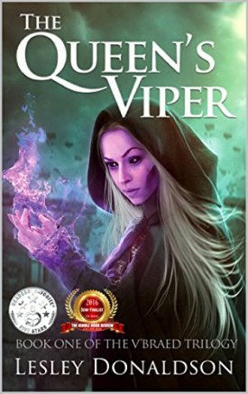 Lesley Donaldson The Queens Viper
