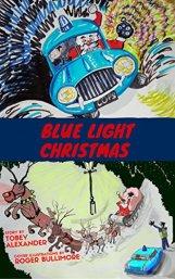 Tobey Alexander Blue Light Christmas 1