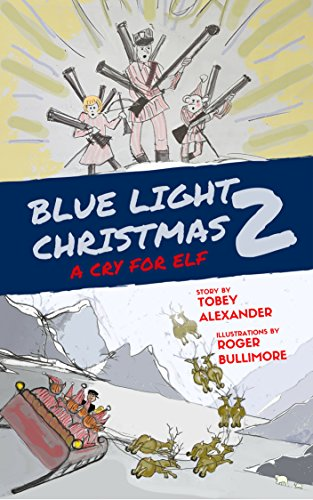 Tobey Alexander Blue Light Christmas 2