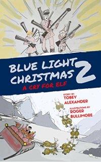 Tobey Alexander Blue Light Christmas 2