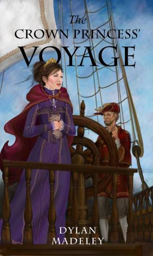 Dylan Madely The Crown Princess Voyage