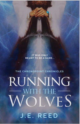 Running with the wolves cover ST