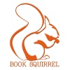 Book Squirrel Logo Orange